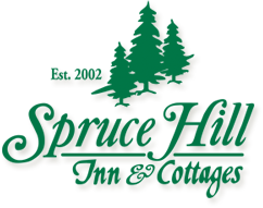 Spruce Hill Inn and Cottages Logo