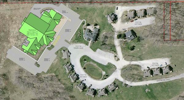 Spruce Hill Overall Site Plan